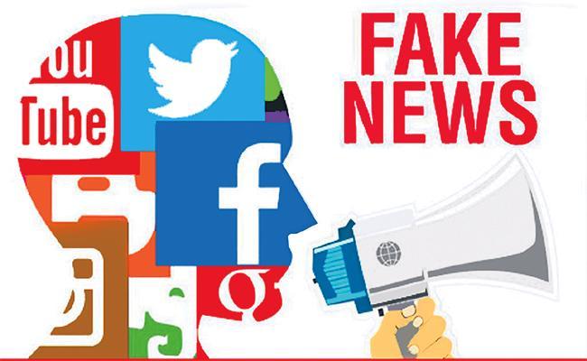 45 Percent Fake News in Social Media Amaravati - Sakshi