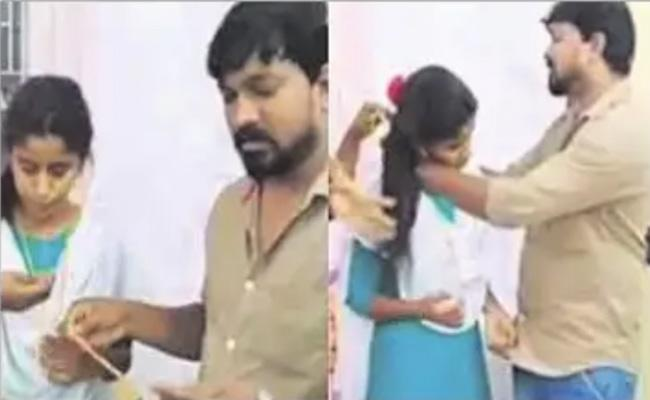 Love Marriage At Police Station Chennai Tamilnadu - Sakshi