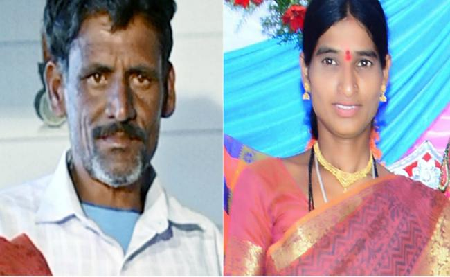 Husband Killed Wife And Commits Suicide in Karnataka - Sakshi