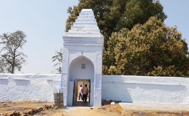 Nallamala Forest Ready For Tribal Festival Achampet - Sakshi