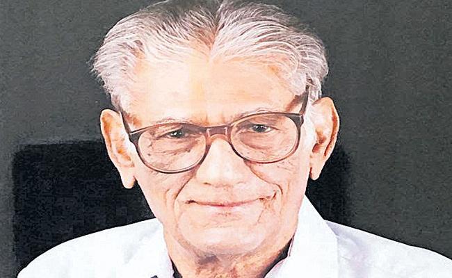 Writer Rambhatla Krishnamurthy Shatha Jayanthi - Sakshi