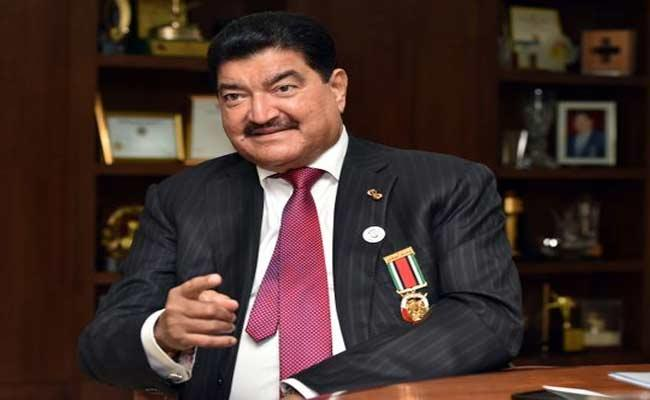 Richest Business Person BR Shetty Is In Big Trouble - Sakshi