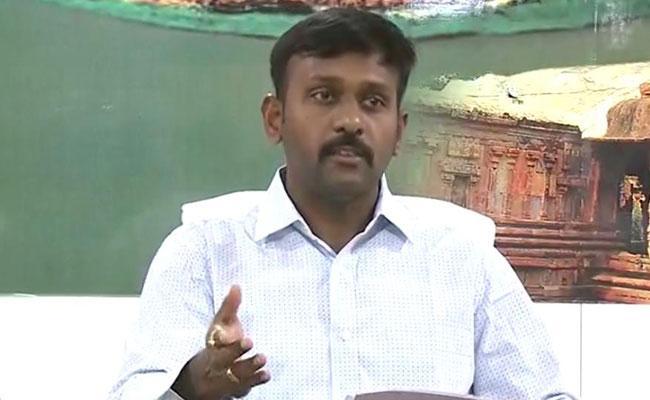 Kadapa District Collector Harikiran Press Meet - Sakshi