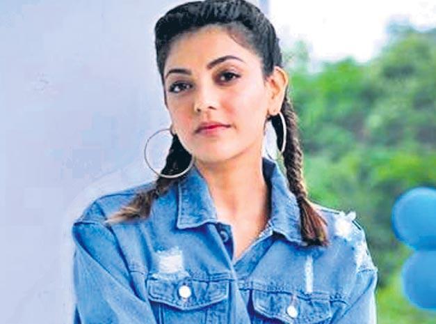 Kajal Aggarwal on Indian 2 Movie Crane Accident - Sakshi