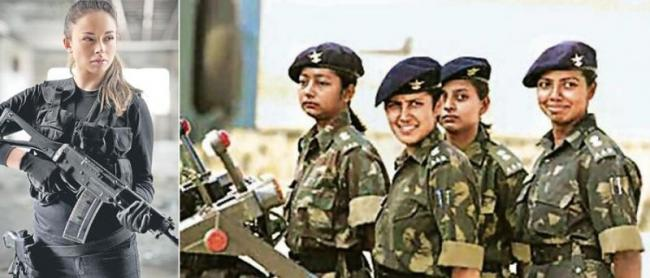 Supreme Court clears command roles for women in army - Sakshi