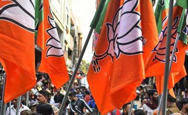 Telangana BJP New President Election Soon - Sakshi