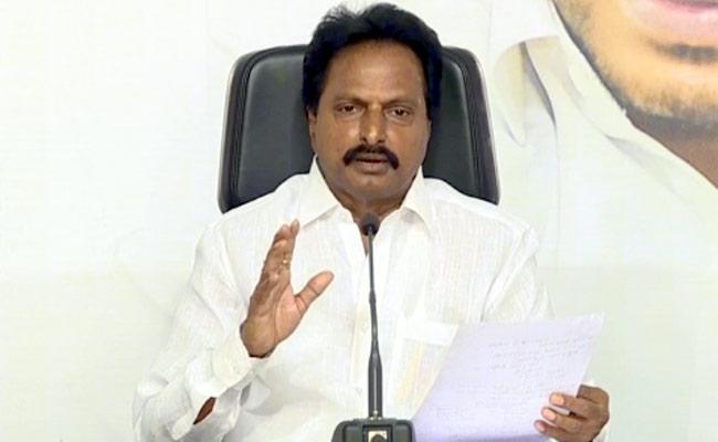 AP ESI Scam Atchannaidu Should Be Responsible - Sakshi