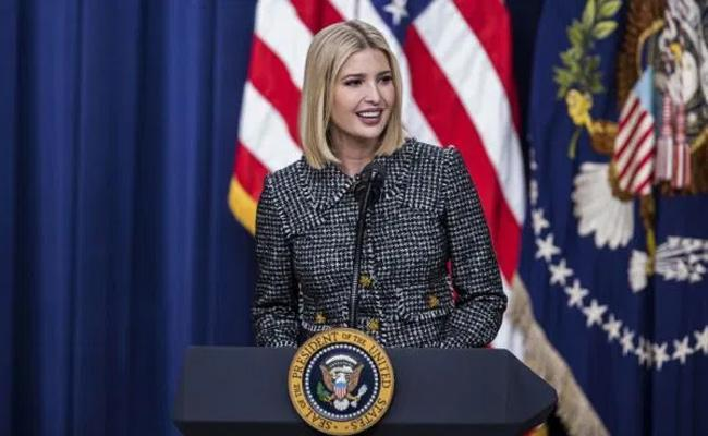 Ivanka Trump May Accompany Donald Trump During India Visit - Sakshi