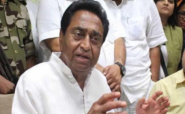 Madhya Pradesh CM Kamal Nath Wants Proof Of Surgical Strikes - Sakshi