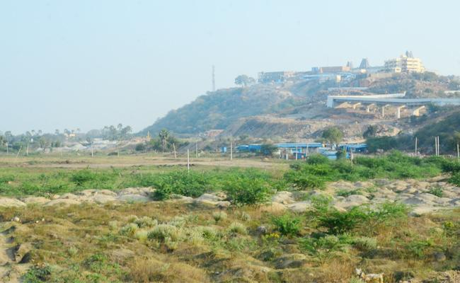 Rice Distribution Building Construction in Yadadri - Sakshi