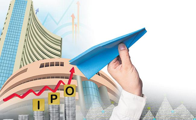 Fundraising Of Over Rs 50,000 Crore In IPO Company - Sakshi