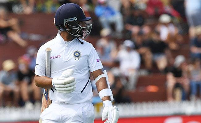 IND VS NZ 1St Test: India All Out In First Innings - Sakshi