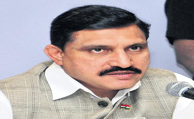 Company took a loan for expansion and Purchased lands in Amaravati - Sakshi