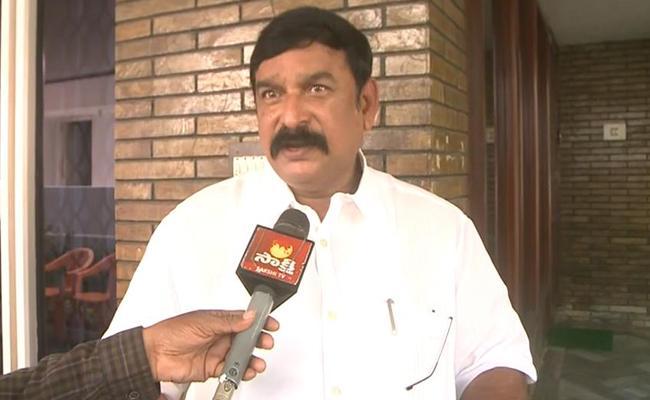 AP ESI SCAM: Vishnu Kumar Raju Condemns Acham Naidu Comments - Sakshi