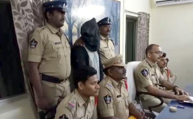 Person Arrested For Posting Abusing Post On Pushpa Srivani - Sakshi