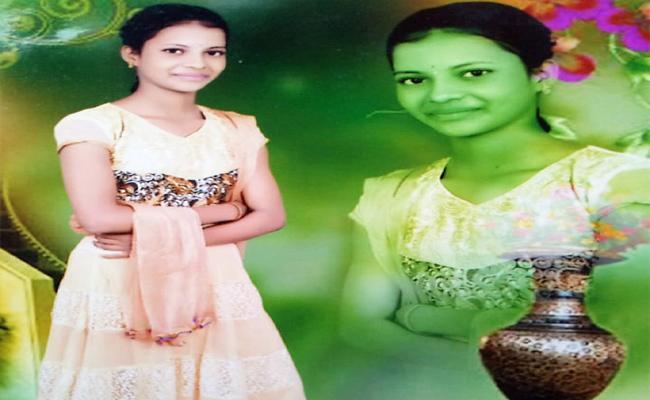 Degree Second Year Student Bharathi Suicide in Srikakulam - Sakshi