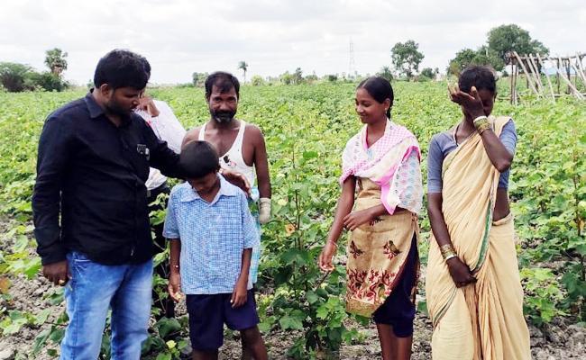 Education Department Survey on Child Labour in mahabubnagar - Sakshi