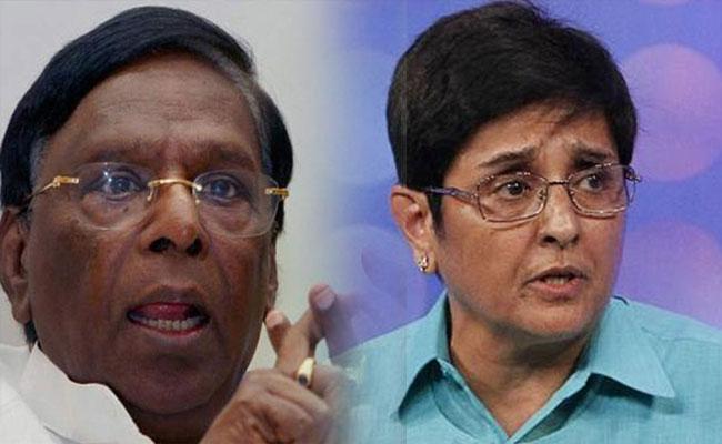 Madras High Court Issues Order AgainstPuducherry CM Narayanasamy - Sakshi