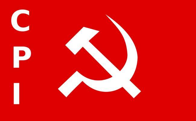 CPI State Mahasabhalu at Mancherial - Sakshi