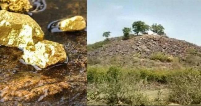 2,900-tonne gold mine found in Sonbhadra - Sakshi