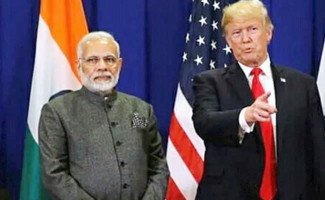 US Official Says Trump May Raise Religious Freedom Issues With PM Modi - Sakshi