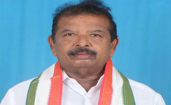 Sripathi Prakasam Appointed As AP PCC Vice President - Sakshi