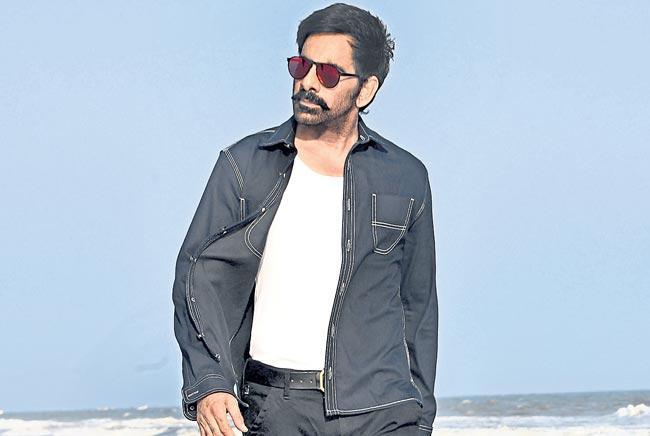 Ravi Teja Krack Movie Teaser Launch - Sakshi