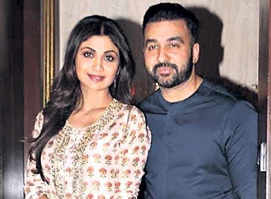 Shilpa Shetty Kundra, Raj Kundra welcome baby girl - Sakshi