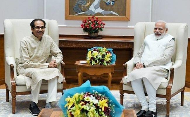 Uddhav Thackeray Meets PM Modi Says No Need To Be Afraid Over CAA - Sakshi
