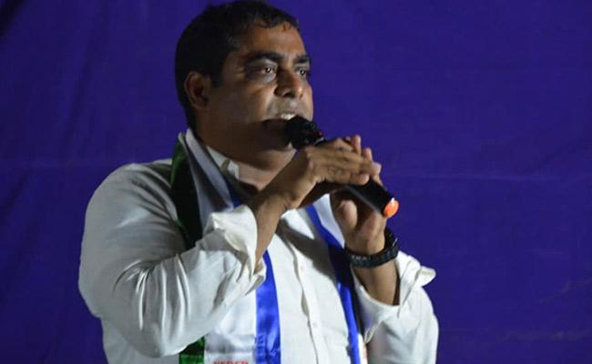 Davuluri Dorababu Fires On TDP MLA Chinarajappa - Sakshi