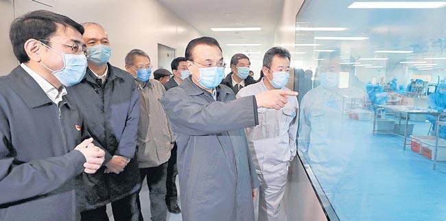 China delaying permission to India to send plane to Wuhan - Sakshi