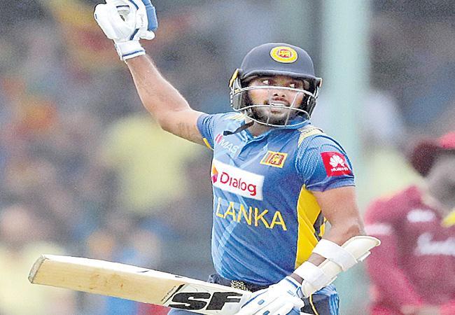 Sri Lanka Won First ODI Against West Indies - Sakshi