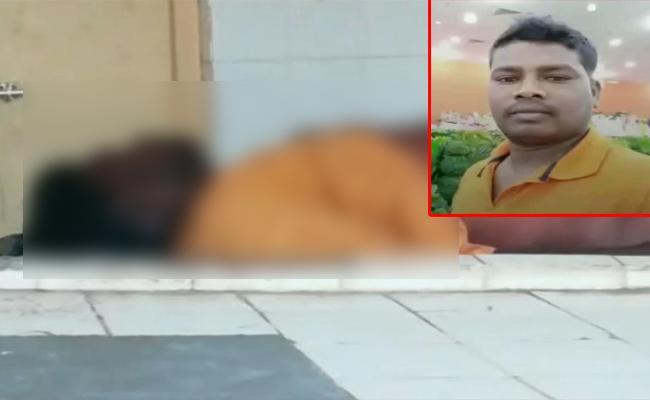 One person killed At Husnabad - Sakshi