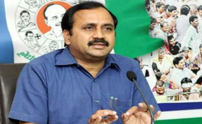YSRCP MLA Alla Ramakrishna Reddy Comments On Chandrababu - Sakshi