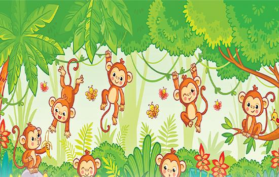 Monkey Food Court Story In Telugu - Sakshi