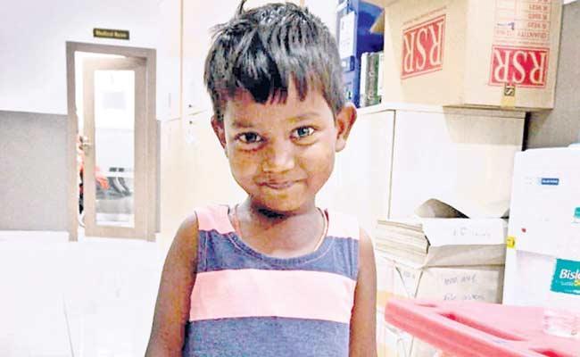 Girl Child Kidnap Case In Ramgopalpet At Hyderabad - Sakshi