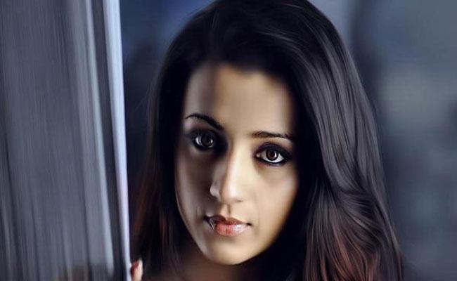 Producers Panel Has Issued Warnings To Actress Trisha - Sakshi