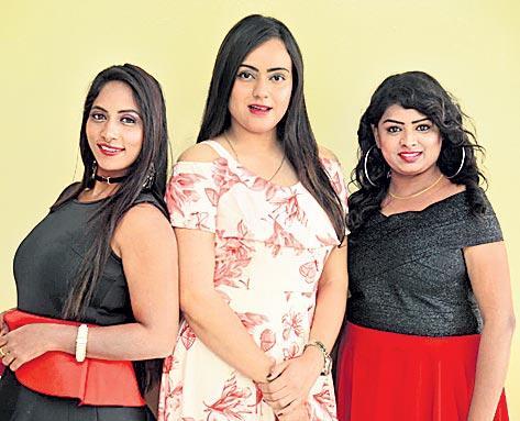 Hello Madam logo launch at Film Chamber - Sakshi