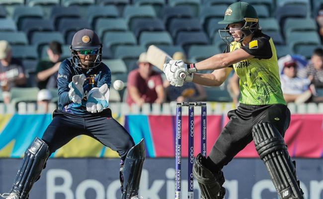 Lanning And Rachael Haynes Helps To Australia's Win - Sakshi