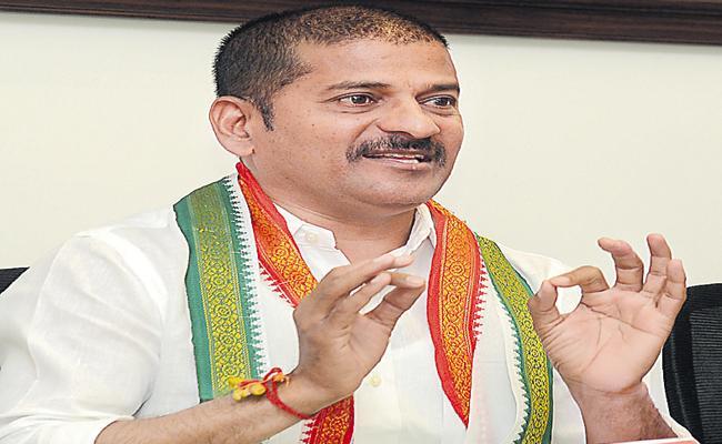 Revanth Reddy will launch the Patnam Gosa Program - Sakshi