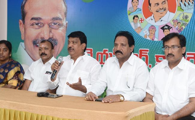 YSRCP Leader Koyya Prasad Reddy Comments On Atchannaidu - Sakshi