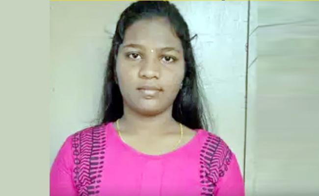 Tamil Nadu Student Abhinaya Select to NASA Visit - Sakshi
