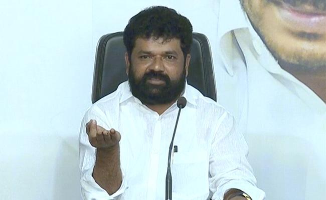 YSRCP MP Nandigam Suresh Reacts To TDP Attack At Amaravati - Sakshi