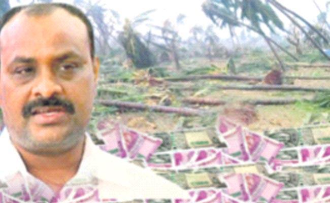 TDP Former Minister Atchannaidu Corruption - Sakshi