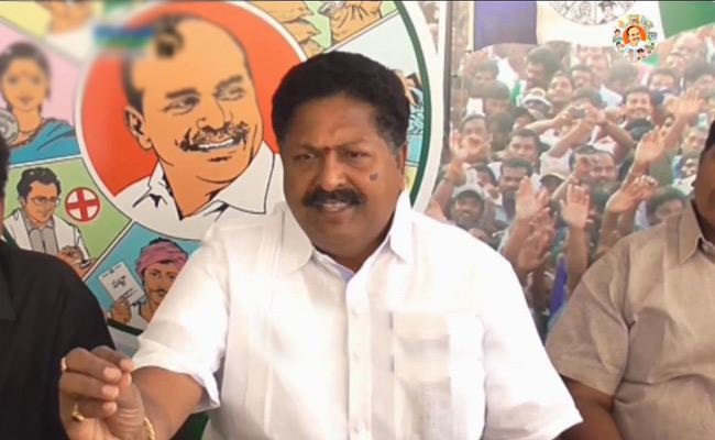 Karumuri Nageswara Rao Reacts Attacks On Nandigam Suresh - Sakshi