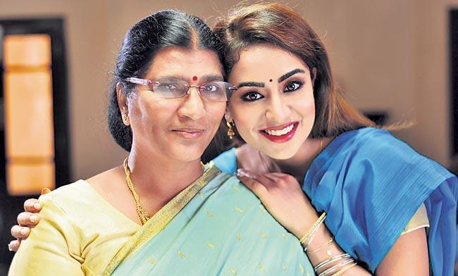 Laxmi Parvathi Main Role In Radha Krishna Telugu Movie - Sakshi