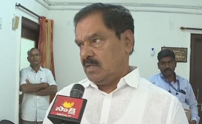 Narayana Swamy Review Meeting On Commercial Taxes In Krishna - Sakshi