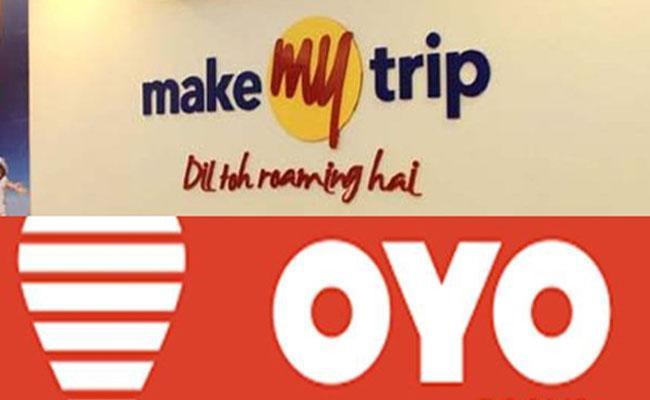 CCI orders detailed probe against MakeMyTrip Oyo - Sakshi