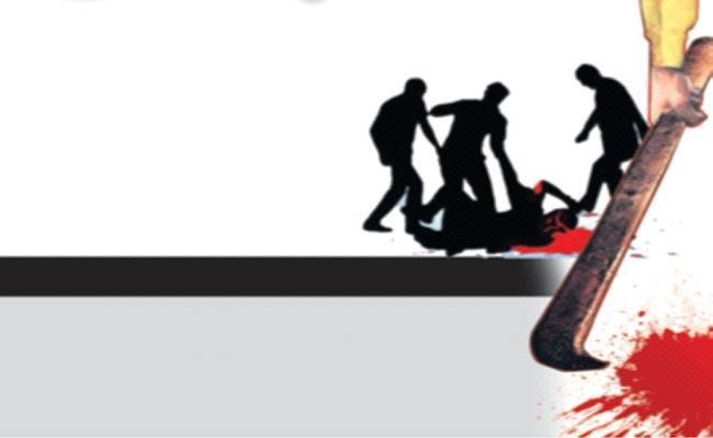TDP Leaders Attacks on YSRCP Leaders In Srikakulam District - Sakshi