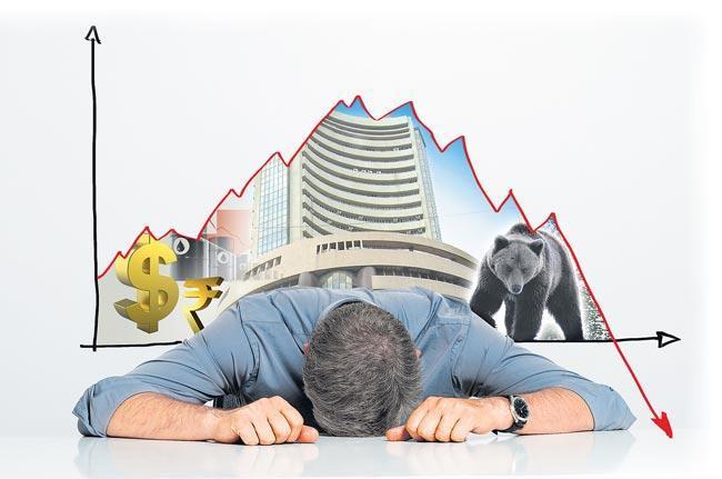 Covid 19 Effect on Global Markets - Sakshi